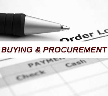Buying and Procurement